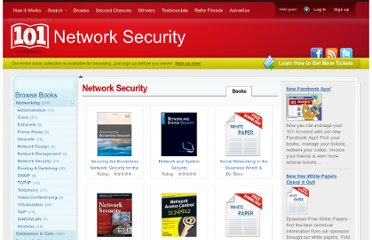 http://www.101freetechbooks.com/browse/network-security