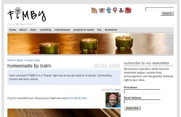 http://fimby.tougas.net/homemade-lip-balm-recipe