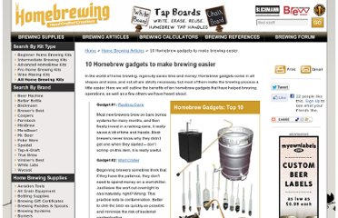 http://www.homebrewing.com/articles/homebrew-gadgets.php