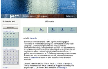 http://www.ieml.org/french/elements.html#
