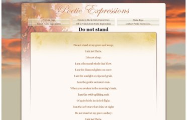 http://www.poeticexpressions.co.uk/POEMS/I%20am%20the%20gentle%20autumn%20rain.htm
