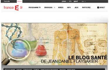http://blog.france2.fr/mon-blog-medical/