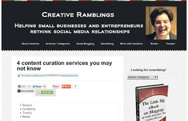 http://www.creativeramblings.com/4-content-curation-services/