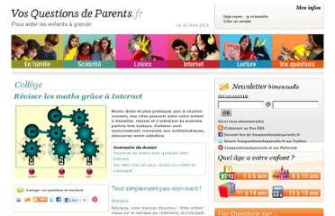 http://www.vosquestionsdeparents.fr/dossier/181/reviser-les-maths-avec-internet