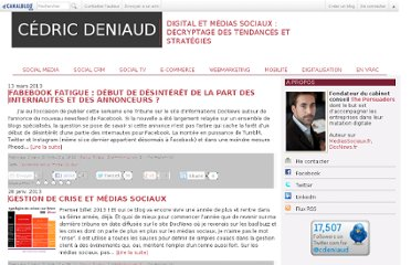 http://cdeniaud.canalblog.com/archives/social_media/index.html