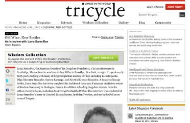 http://www.tricycle.com/interview/old-wine-new-bottles