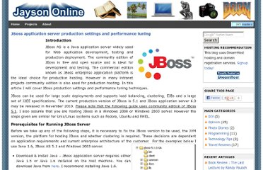 http://www.jaysonjc.com/programming/how-to-configure-jboss-as-production-settings-and-tuning-tips.html