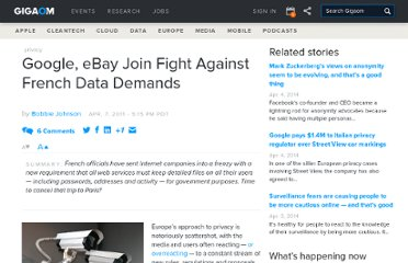 http://gigaom.com/2011/04/07/google-ebay-join-fight-against-french-data-demands/