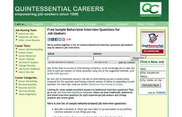 http://www.quintcareers.com/sample_behavioral.html