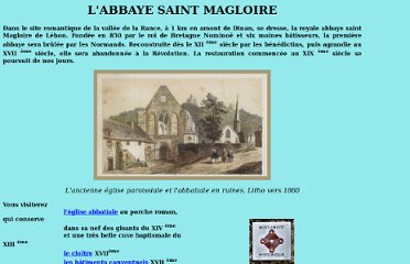 http://lehon-22.pagesperso-orange.fr/abbaye.htm