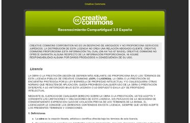 http://creativecommons.org/licenses/by-sa/3.0/es/legalcode.es