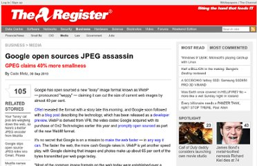 http://www.theregister.co.uk/2010/09/30/google_webp/
