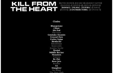 http://www.killfromtheheart.com/bands.php?country_id=3