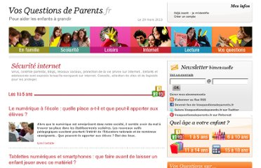 http://www.vosquestionsdeparents.fr/rubrique/272/securite-internet