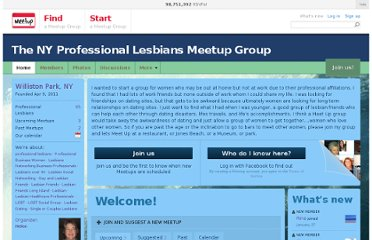 http://www.meetup.com/The-NY-Professional-Lesbians-Meetup-Group/