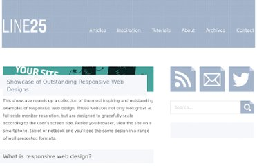http://line25.com/articles/showcase-of-outstanding-responsive-web-designs
