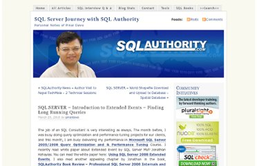 http://blog.sqlauthority.com/2010/03/29/sql-server-introduction-to-extended-events-finding-long-running-queries/