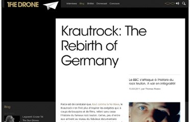 http://www.the-drone.com/magazine/krautrock-the-rebirth-of-germany/
