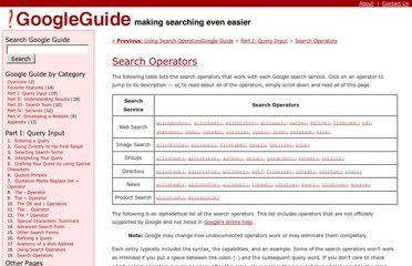 http://www.googleguide.com/advanced_operators.html#link