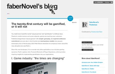 http://blog.fabernovel.com/the-twenty-first-century-will-be-gamified-or