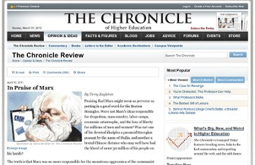 http://chronicle.com/article/In-Praise-of-Marx/127027/