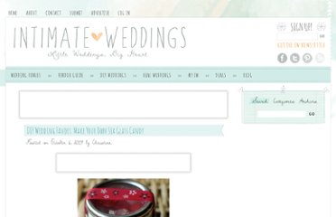 http://www.intimateweddings.com/blog/diy-wedding-favors-make-your-own-sea-glass-candy/