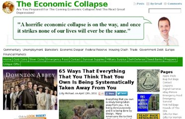http://theeconomiccollapseblog.com/archives/65-ways-that-everything-that-you-think-that-you-own-is-being-systematically-taken-away-from-you