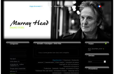 http://www.murrayhead.fr/catalog/index.php?cPath=21