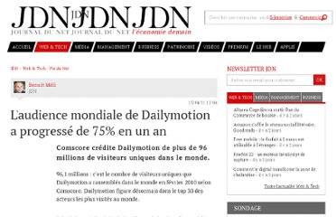 http://www.journaldunet.com/ebusiness/le-net/audience-dailymotion-0411.shtml