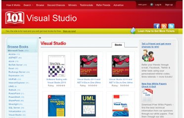 http://www.101freetechbooks.com/browse/visual-studio