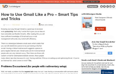 http://www.1stwebdesigner.com/design/howto-gmail-tips-tricks/