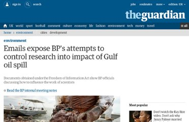 http://www.guardian.co.uk/environment/2011/apr/15/bp-control-science-gulf-oil-spill