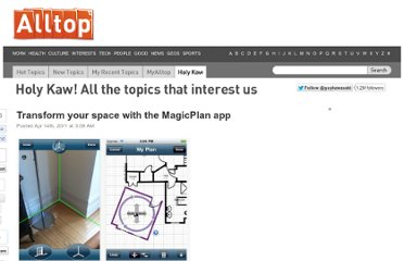 http://holykaw.alltop.com/transform-your-space-with-the-magicplan-app