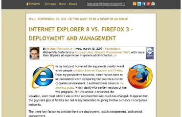 http://4sysops.com/archives/internet-explorer-8-vs-firefox-3-deployment-and-management/