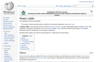 http://en.wikipedia.org/wiki/Power_cable