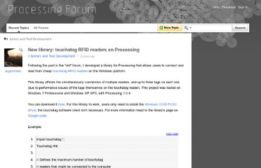 http://forum.processing.org/topic/new-library-touchatag-rfid-readers-on-processing