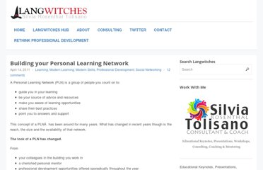 http://langwitches.org/blog/2011/04/14/building-your-personal-learning-network/
