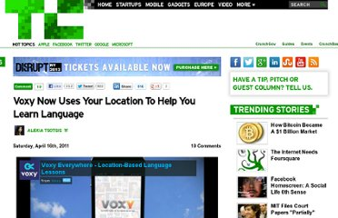 http://techcrunch.com/2011/04/16/voxy-now-uses-your-location-to-help-you-learn-language/