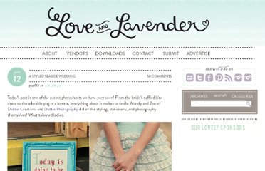http://www.loveandlavender.com/2011/04/a-styled-seaside-wedding/