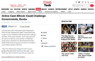 http://techland.time.com/2011/04/16/online-cash-bitcoin-could-challenge-governments/