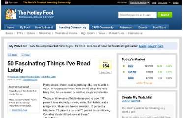 http://www.fool.com/investing/general/2011/04/15/50-fascinating-things-ive-read-lately.aspx