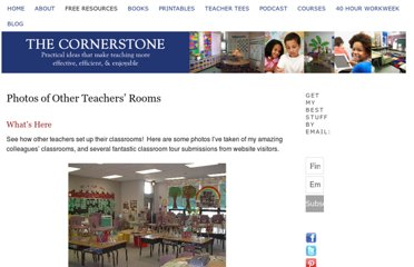 http://thecornerstoneforteachers.com/free-resources/classroom-tours/other-teachers-rooms