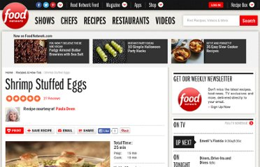 http://www.foodnetwork.com/recipes/paula-deen/shrimp-stuffed-eggs-recipe/index.html