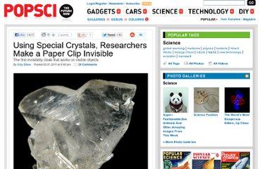 http://www.popsci.com/science/article/2011-02/using-special-crystals-researchers-achieve-true-invisibility-visual-spectrum