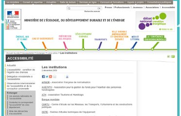 http://www.developpement-durable.gouv.fr/Les-institutions,11736.html