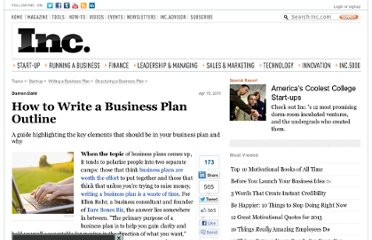 http://www.inc.com/guides/201104/how-to-write-a-business-plan-outline.html