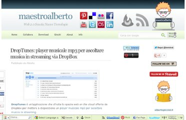 http://www.maestroalberto.it/2011/04/09/droptunes-player-musicale-mp3-per-ascoltare-musica-in-streaming-via-dropbox/