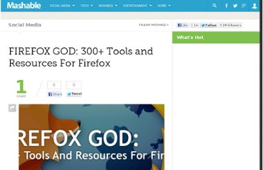 http://mashable.com/2007/08/29/firefox-god/