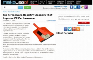 http://www.makeuseof.com/tag/top-5-freeware-registry-cleaners-that-improve-pc-performance/