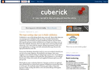 http://www.cuberick.com/search/label/ruby